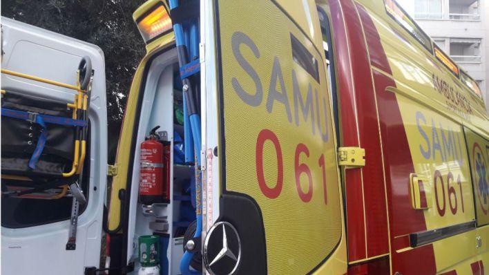 Cinco heridos tras accidentarse un coche en la carretera Felanitx-es Carritxó