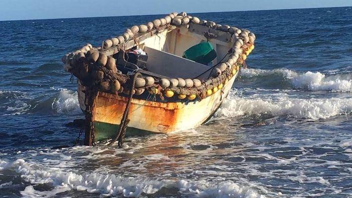Ya son 25 los migrantes llegados en patera este sábado a Formentera