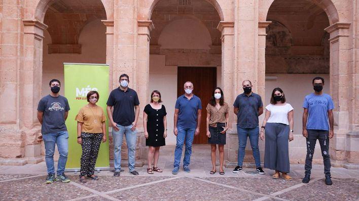 Profunda renovacion de la junta de Més per Llucmajor, con Maria Barceló al frente