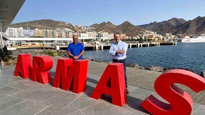 Naviera Armas vuelve a apostar con firmeza por la Maratón Internacional de Santa Cruz de Tenerife