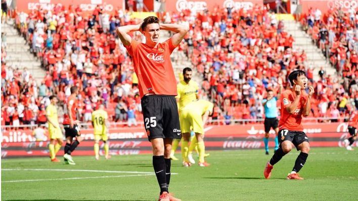 Mallorca y Villarreal se reparten los puntos en Son Moix