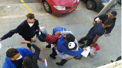 Récord de pateras en Baleares: 322 inmigrantes en tres días
