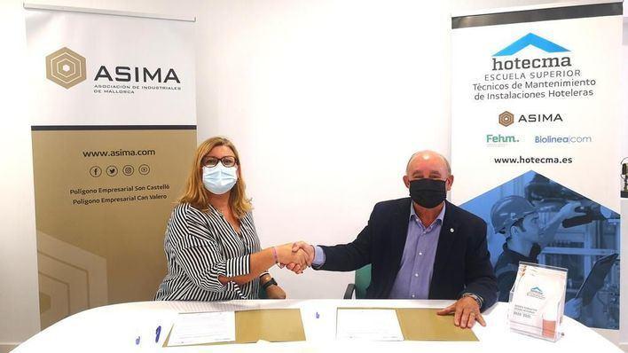 Asima y Asprom acuerdan colaborar para la integración socio-laboral de personas con discapacidad
