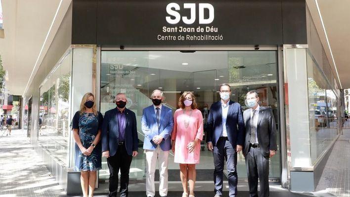 Sant Joan de Déu abre un nuevo centro de rehabilitación en Palma