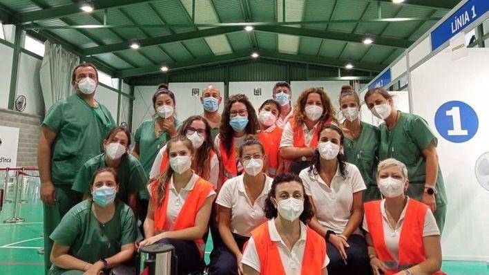 Los centros de vacunación masiva de Inca y Manacor cierran definitivamente