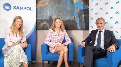 """Carmen Sampol, ganadora en la fase territorial de los """"Premios Mujer Empresaria CaixaBank 2021"""""""