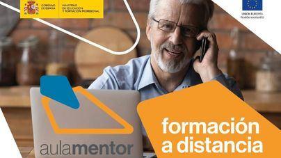 Santa Margalida inicia los cursos del Aula Mentor 2021