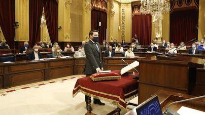 Javier Bonet toma posesión como diputado del Grupo Popular