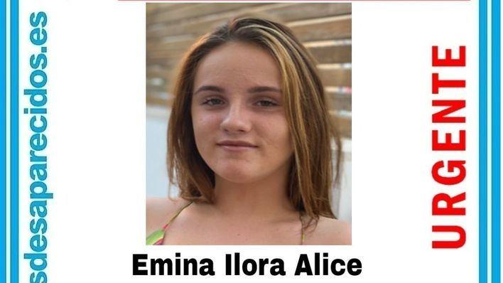 Buscan a Emina Ilora, joven de 15 años desaparecida en Palma en agosto