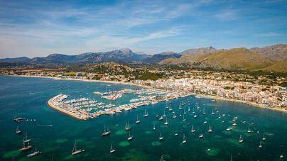 Sólo 150 embarcaciones al día podrán fondear en la bahía de Pollença