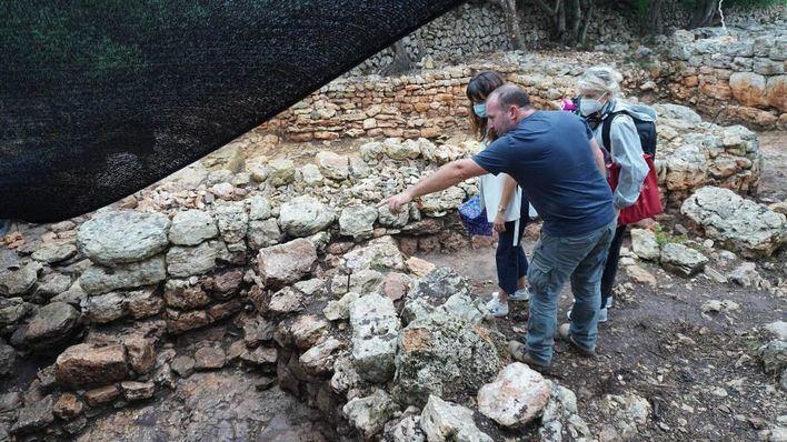 Manacor descubre los entresijos de la Prehistoria en Mallorca a través de s'Hospitalet Vell