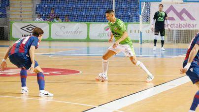 El Palma Futsal se lleva su trofeo ante el Barça con un gol de Tomaz sobre la bocina