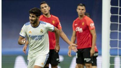 El Mallorca cae goleado por el Real Madrid en la gran noche de Marco Asensio