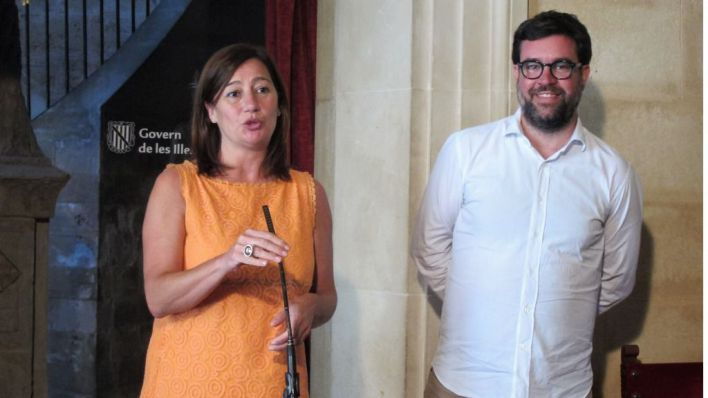 Més advierte al PSIB: no negociarán el incremento del castellano en las aulas