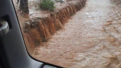 Alcúdia, Muro y Santanyí encabezan el número de emergencias atendidas a causa de las lluvias
