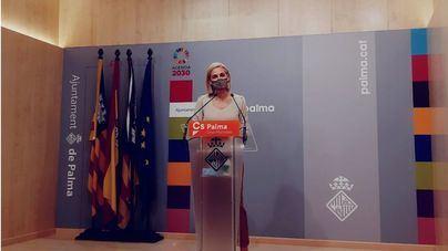 Cs Palma critica que Cort se niega a rebajar la tarifa de residuos