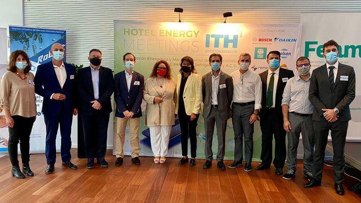 Platja de Palma acoge las jornadas de ITH y FEHM sobre consumo energético
