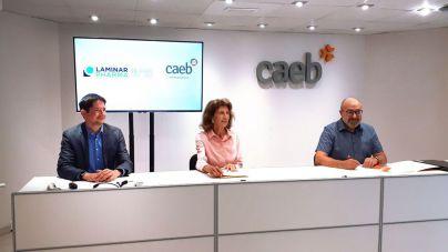 Laminar Pharma se alía con CAEB para potenciar la inversión en biotecnología y biofarmacéutica