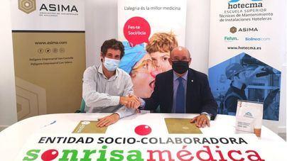 La Fundación Asima, nueva entidad sociocolaboradora de Sonrisa Médica