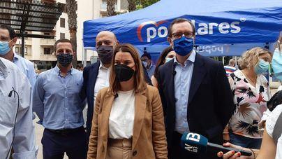 El PP 'vigilará' que se cumpla que Baleares reciba 183 millones por el factor de insularidad