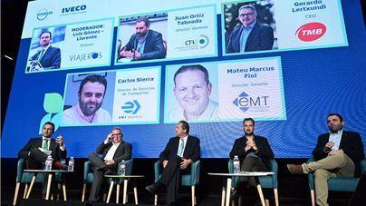 La EMT participa en el Congreso Green Gas Mobility Summit