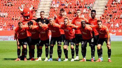 El Mallorca quiere olvidar ante Osasuna el set del Bernabéu