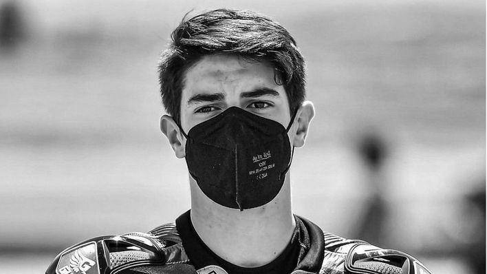 Fallece en un accidente el piloto de 15 años Dean Berta Viñales