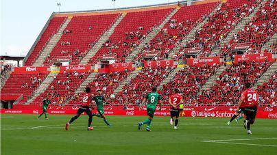 El Mallorca tropieza ante Osasuna en Son Moix