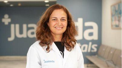 Juaneda Hospitales ficha a la médico especialista en Ginecología, María Josefa Manzano Villalba