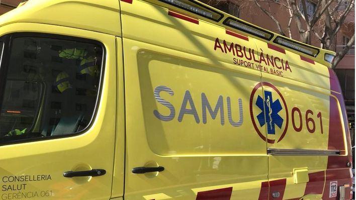 Huelga de ambulancias a partir del jueves al fracasar las negociaciones