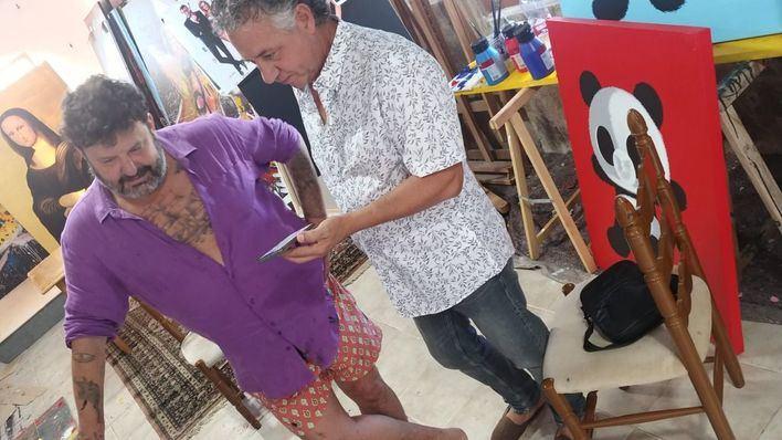 Domingo Zapata o la magnificencia de un alma de artista