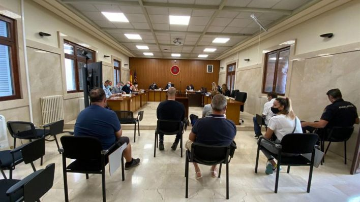 12 años y un día de cárcel para los seis acusados de vender droga en Inca