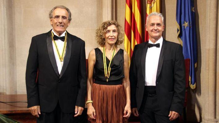 Pere Riutord y Sebastiana Arroyo, docentes de Adema, ingresan como felows en la International College of Dentist