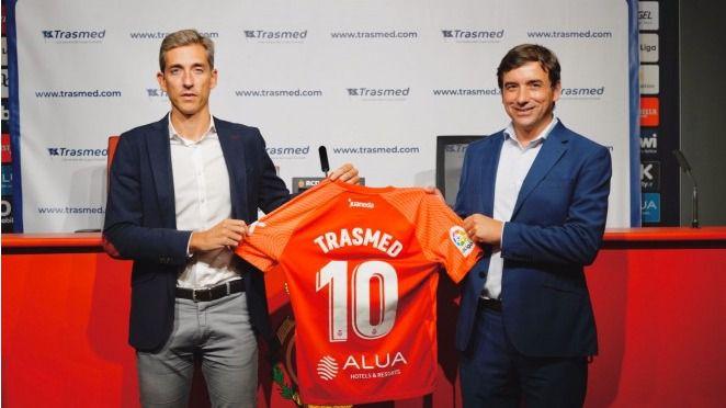 Trasmed ficha por el RCD Mallorca