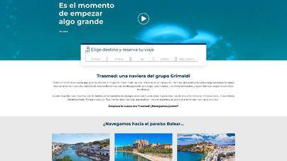 Trasmed estrena Web con una clara apuesta por el Mediterráneo