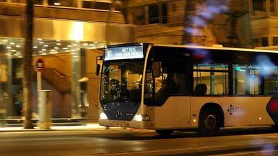 El Bus de Nit en Palma vuelve el 8 de octubre para dar servicio al ocio nocturno