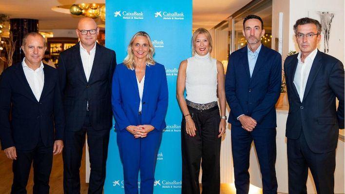 CaixaBank Hotels&Tourism celebra un encuentro en Palma con representantes del sector hotelero balear