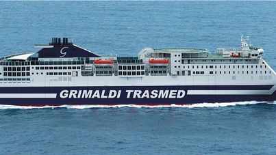 Trasmed dispondrá de wifi gratuito vía satélite en todos sus buques