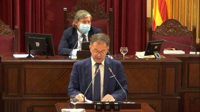 Marí (PSIB) desmiente a sus socios de Més y Podem y afirma que Son Sant Joan no se ampliará