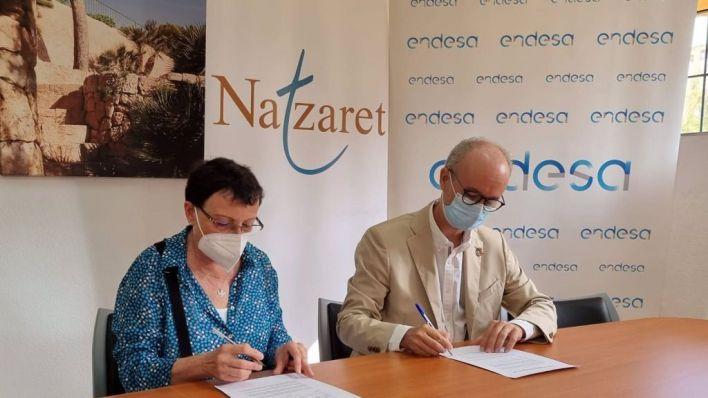 Endesa colabora en el patrocinio de viajes de niños acogidos por la Fundació Natzaret