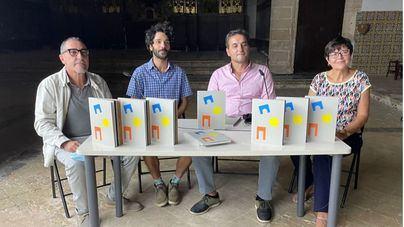 Pollença presenta el catálogo de la exposición 'Artefactes, vocables i nins' de Albert Pinya