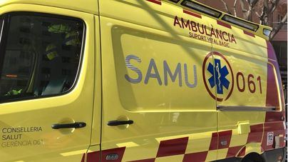 Herido grave un motorista a la salida del túnel de Génova