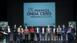 Asociación Menorca Activa, Destilerías Xoriguer y Unidad de Trasplantes de Órganos, entre los 12 galardonados en los X Premios Onda Cero Menorca