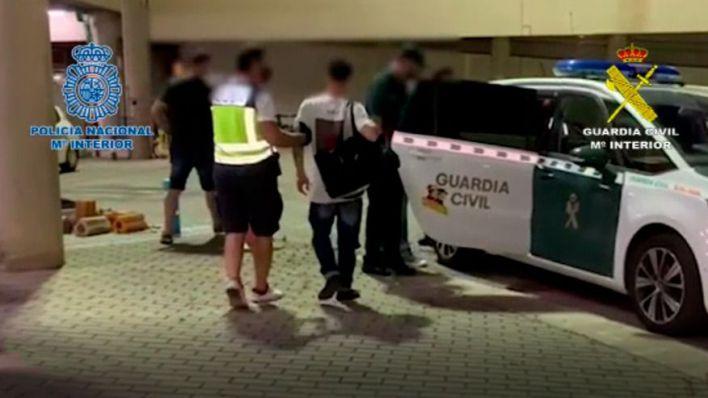 A la cárcel una 'banda del rolex' muy activa en Palma, Calvià y Andratx