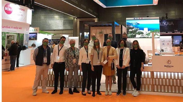 Calvià presenta su oferta desestacionalizada en la feria 'Expovacaciones' de Bilbao