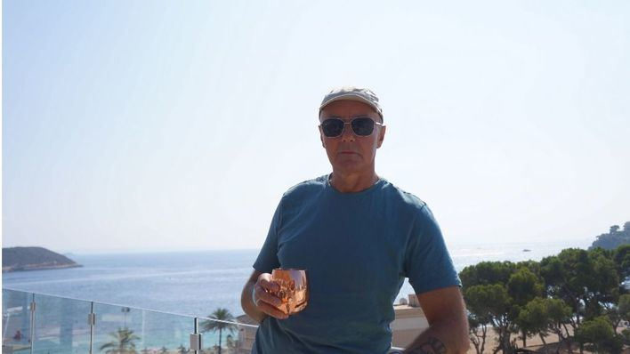 El autor de 'Trainspotting' conquista el festival Literatura Expandida en el hotel INNSiDE Calvià Beach