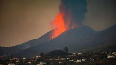 Más de 1.000 construcciones arrasadas por la lava en los primeros 15 días de la erupción del volcán de La Palma