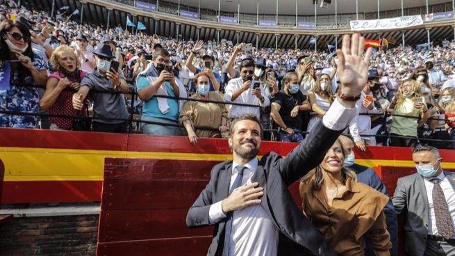 Casado cierra la Convención Nacional del PP cargando contra el