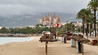 Mallorca, en alerta por lluvias intensas y tormentas y con fuerte caída de las temperaturas
