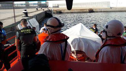 Una patera naufraga en aguas de Cabrera: hay tres desaparecidos